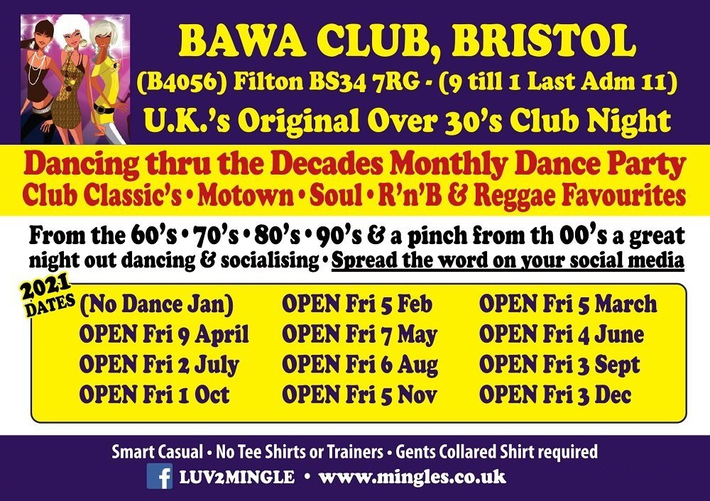 Pavilion & BAWA 2021 Flyer Nov 20